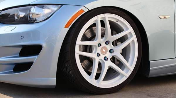 MG FORGED WHEEL